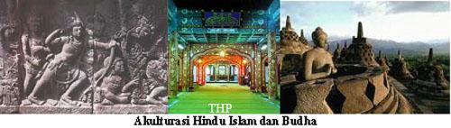 Budaya Indonesia Hasil Akulturasi Budaya Hindu Budhadan Islam